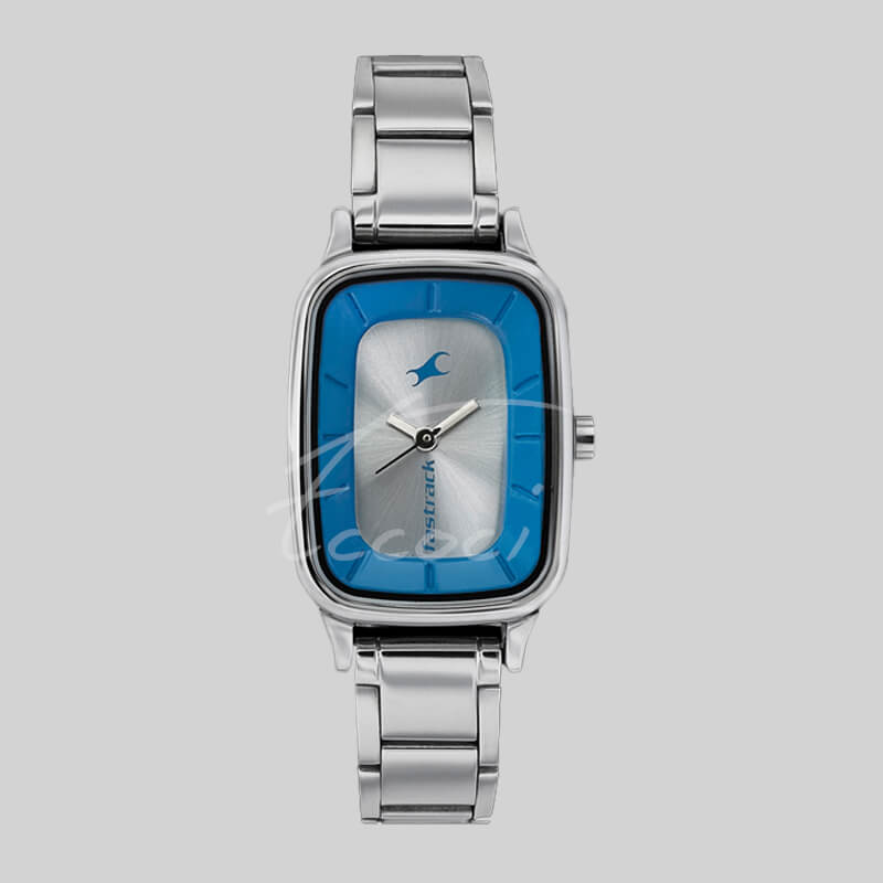 FASTRACK WOMEN WATCHES - NG6121SM01C | Eccoci Fastrack Watches For Women New Arrivals