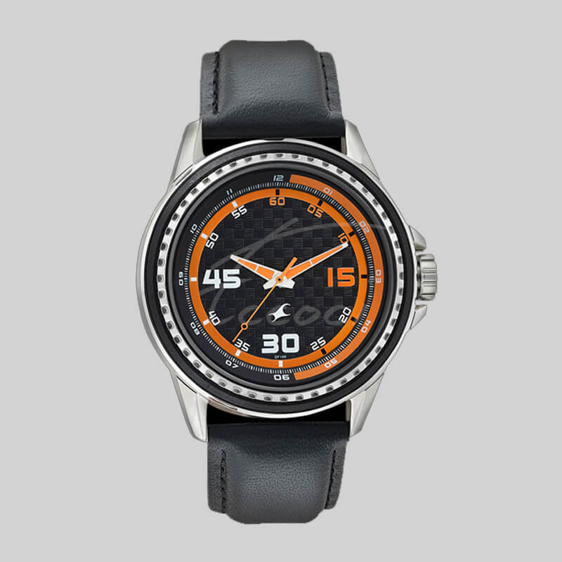 FASTRACK MEN WATCH - 3142SL02C | Eccoci Fastrack Watches For Women New Arrivals
